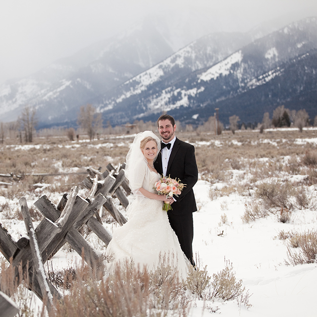 Elegant Jackson Hole Wedding Captured by The Imagewell