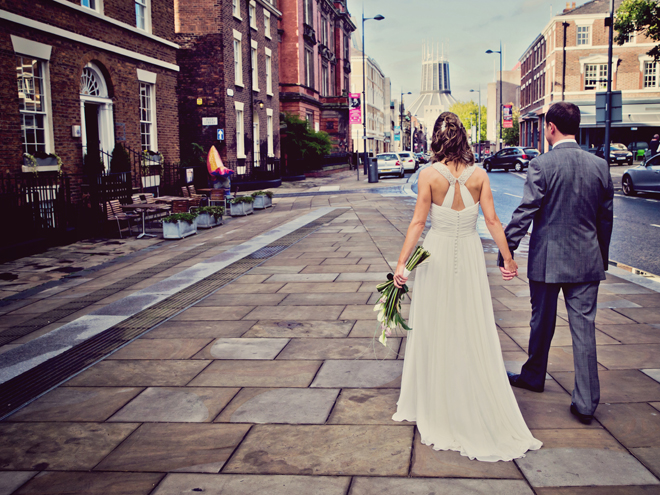 Destination Liverpool, United Kingdom Wedding Captured by Claire Penn