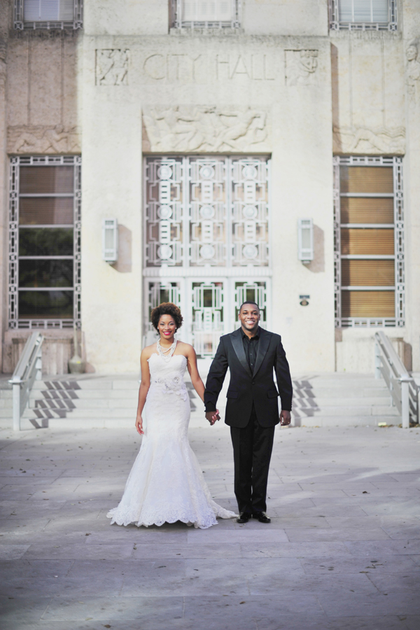 Classic Houston Wedding Captured by Christa Elyce
