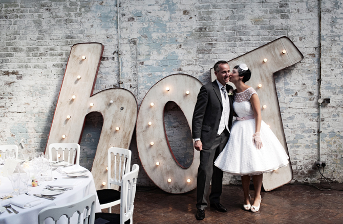 This Unique, Rock N Roll Wedding Film Will Blow Your Mind! | Loverly ...