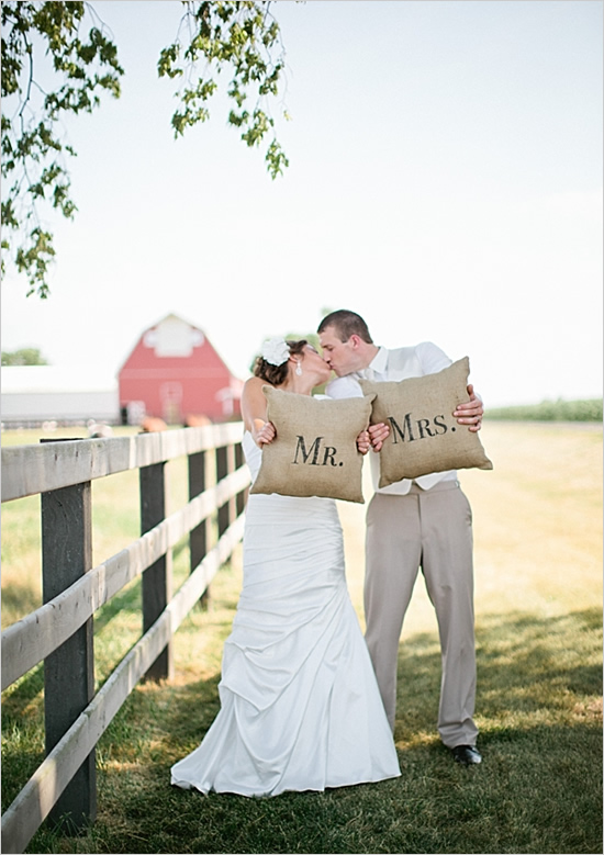 Rustic Wedding Captured by Pam Cooley Photography