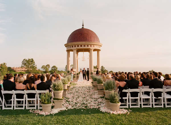 Glamorous Newport Beach Wedding Captured by Elizabeth Messina
