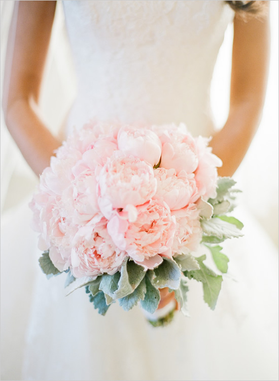 Pink Peony Wedding Bouquet | Loverly | The Ultimate Wedding Planning ...