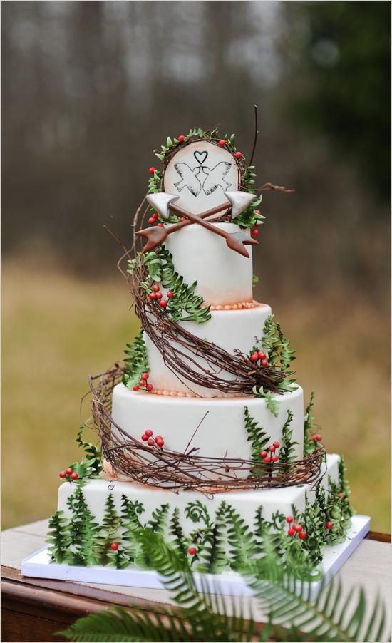 Hunger Games Wedding Inspiration Loverly