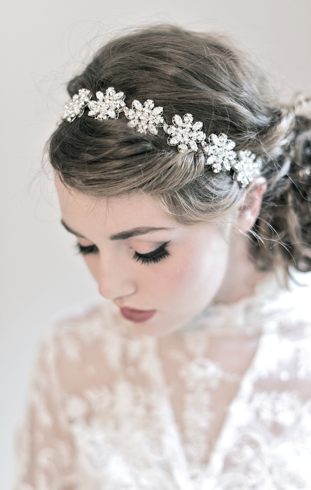 Enchanted Atelier Bridal Accessories Inspired By Pride Prejudice