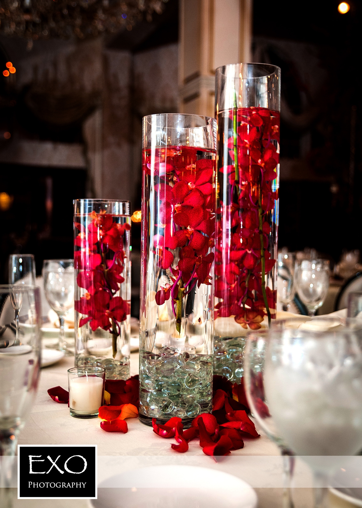 Centerpieces loverly wedding planning made simple centerpieces junglespirit Gallery