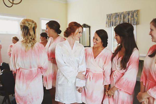 Alabama Peach Wedding By W E Photographie