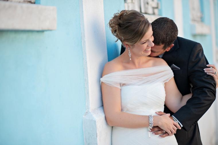 Modern Elegant Purple And White Wedding Loverly