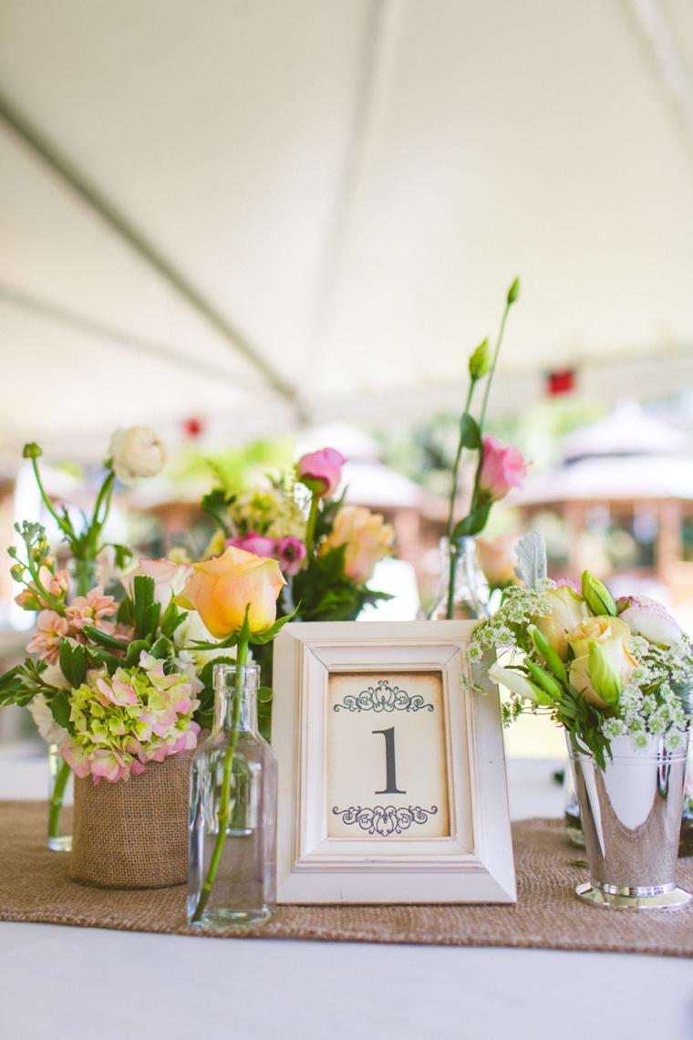 A Romantic Vintage Garden Wedding Loverly