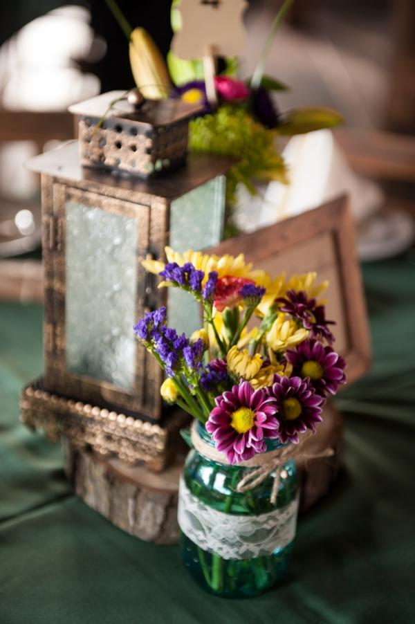 DIY Rustic Barn Wedding