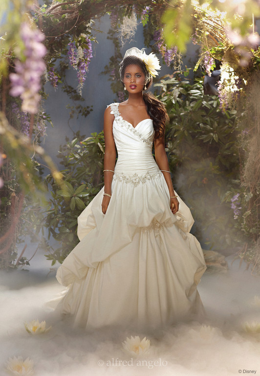 Disney Fairytale Wedding Dresses by Alfred Angelo | Loverly | The ...