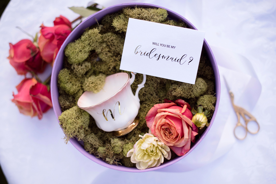Classic Bridesmaid Proposal