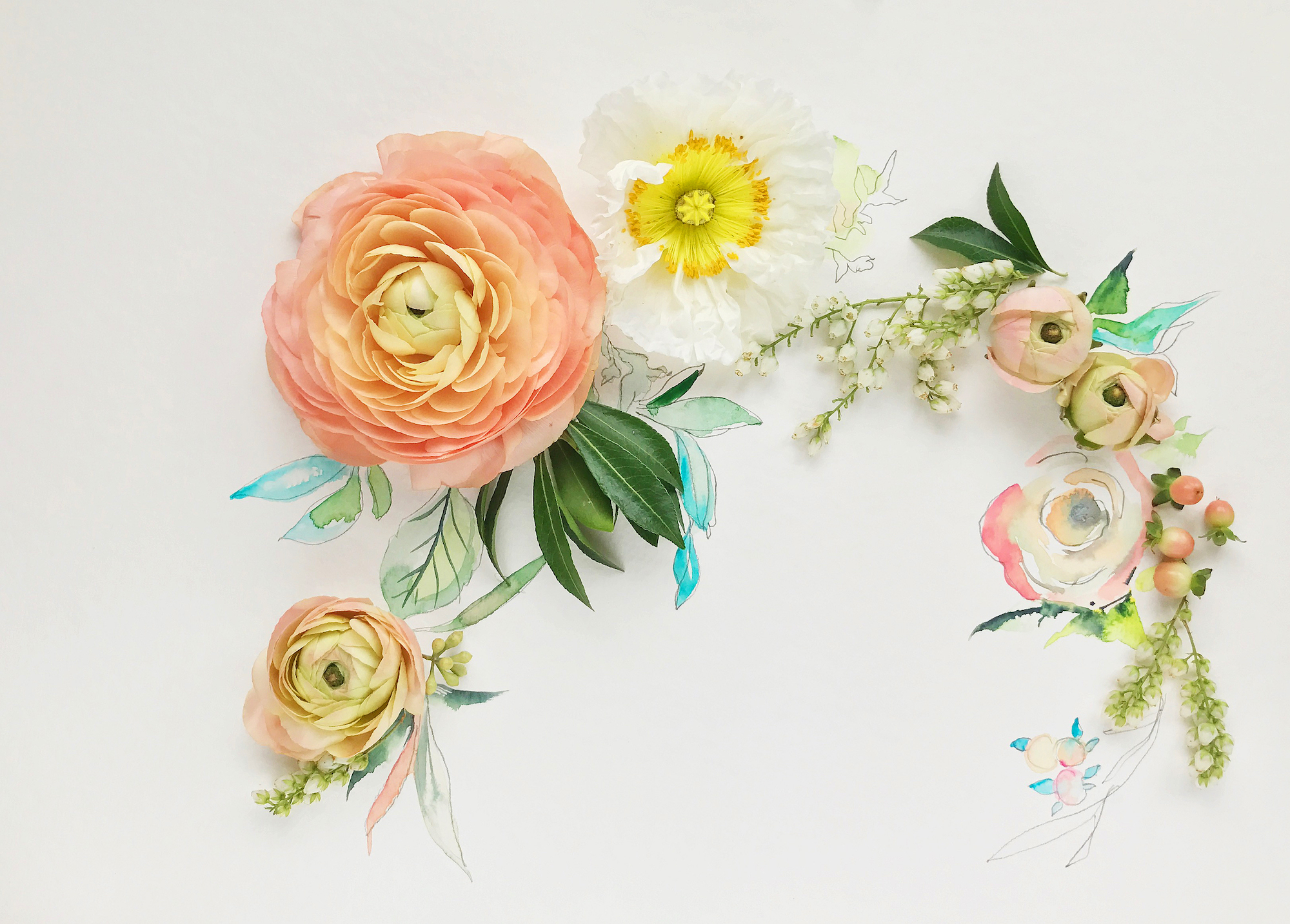 DIY wedding bouquet, DIY momental designs