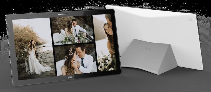interactive photo album, wedding photo album, joy album, interactive wedding album