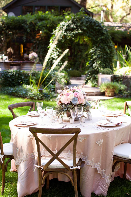 Woodland Garden Wedding