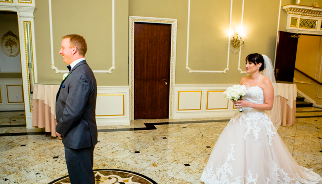 Timeless & Elegant New Jersey Real Wedding