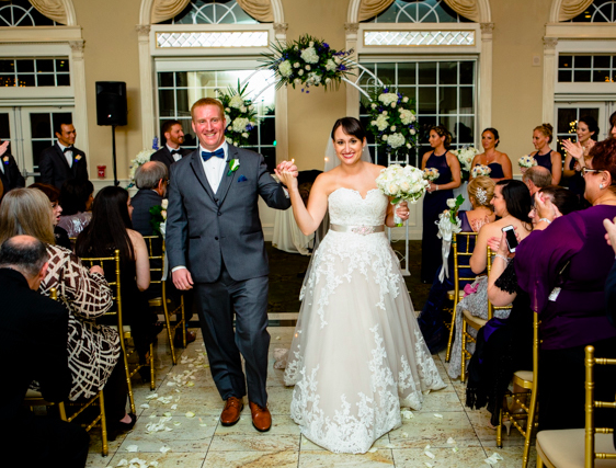 Timeless & Elegant New Jersey Real Wedding, Old Tappan Manor Wedding