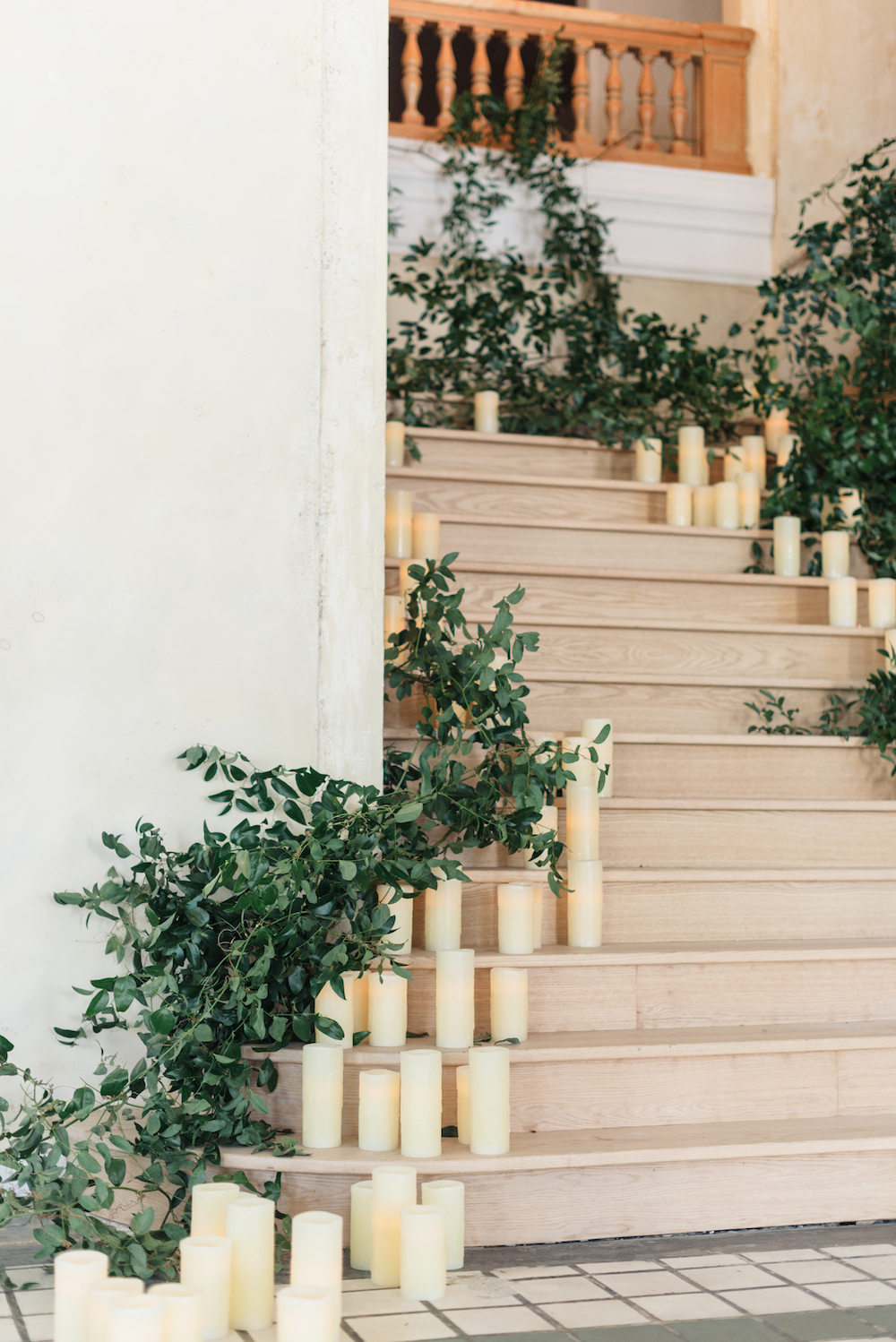 Modern and Romantic Wedding Inspiration Filled With Greenery