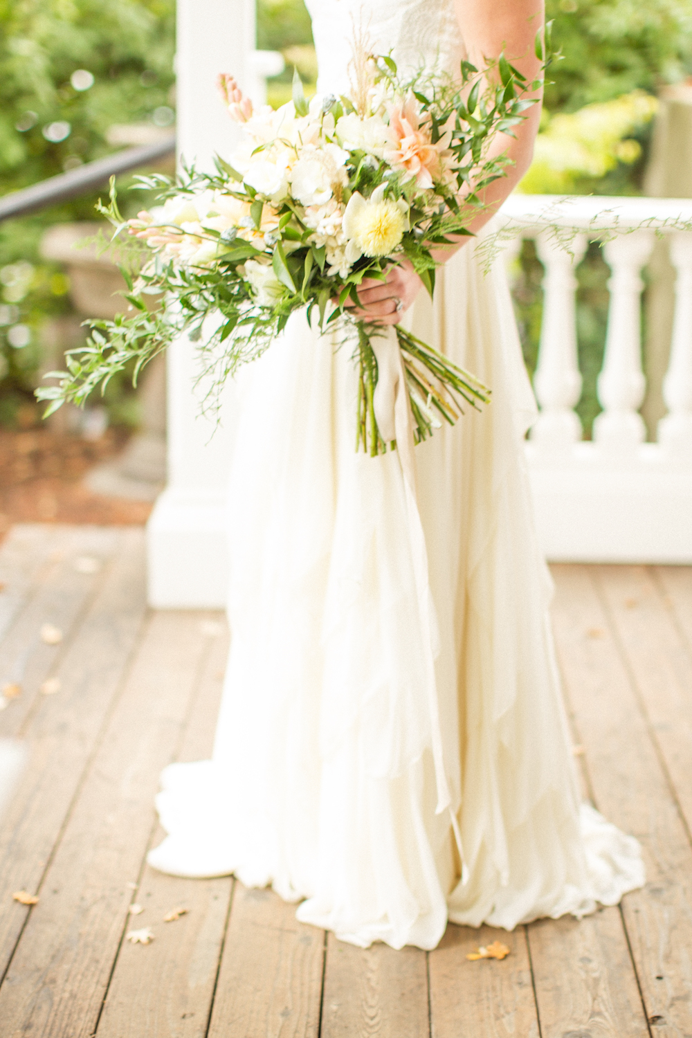 Cozy, Ethereal Wedding Inspiration at The General's Daughter