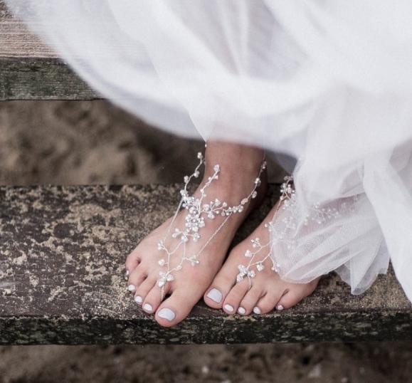 prep feet for wedding, beauty prep feet, foot care tips