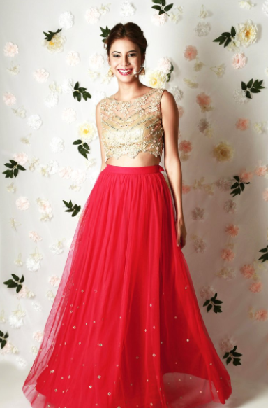indian bridal wear, the rae lehenga