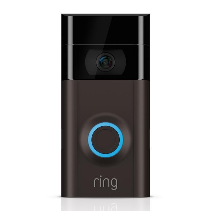 smart home wedding registry, ring doorbot