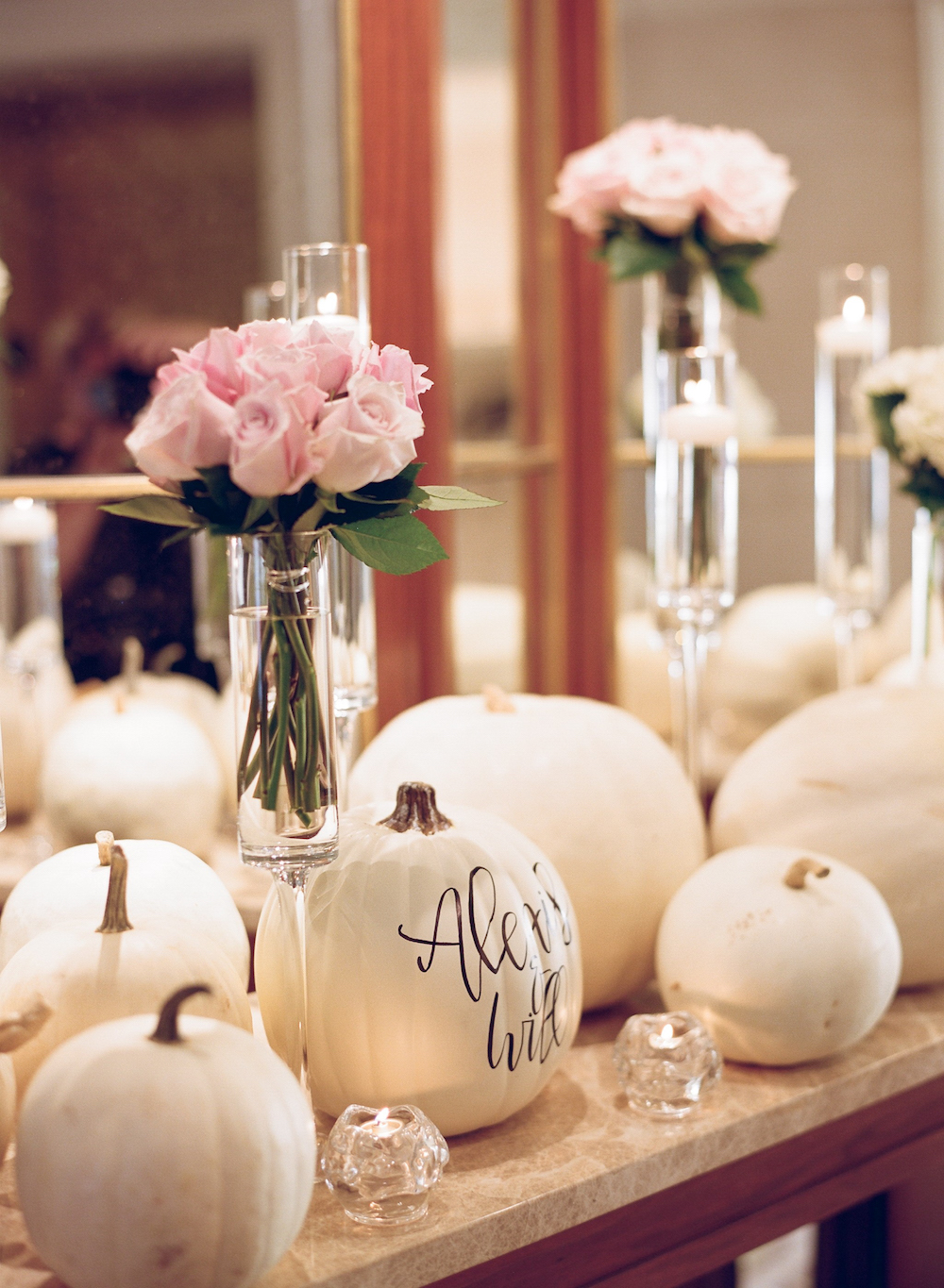 How To Incorporate Pumpkins Into Your Fall Wedding, pumpkin spice wedding inspiration, pumpkins