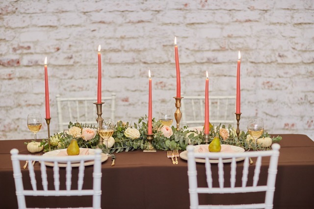How To Incorporate Pumpkins Into Your Fall Wedding