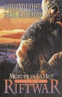 Cover for Murder in Lamut by Raymond E. Feist, Joel Rosenberg
