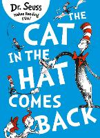 Cover for The Cat in the Hat Comes Back by Dr. Seuss