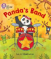 Cover for Panda's Band Band 02a/Red a by Laura Hambleton