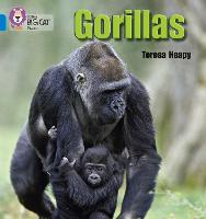 Cover for Gorillas Band 04/Blue by Teresa Heapy
