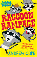 Cover for Raccoon Rampage by Andrew Cope