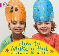 Cover for How to Make a Hat Band 01a/Pink a by Sarah Levison