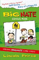 Cover for Big Nate Compilation 3: Genius Mode by Lincoln Peirce