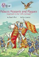 Cover for Palaces, Peasants and Plagues - England in the 14th century Band 18/Pearl by Richard Platt