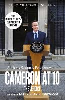 Cover for Cameron at 10  by Anthony Seldon, Peter Snowdon