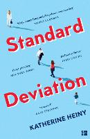 Cover for Standard Deviation by Katherine Heiny