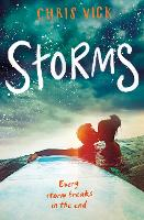 Cover for Storms by Chris Vick