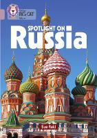 Cover for Spotlight on Russia Band 18/Pearl by Sue Reid