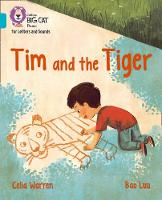 Cover for Tim and the Tiger Band 07/Turquoise by Celia Warren