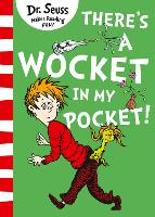 Cover for There's a Wocket in my Pocket by Dr. Seuss
