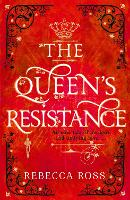Cover for The Queen's Resistance by Rebecca Ross
