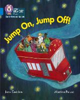 Cover for Jump On, Jump Off! Band 04/Blue by June Crebbin