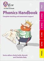 Cover for Phonics Handbook Lilac to Yellow Full Support for Teaching Letters and Sounds by Emily Guille-Marrett, Charlotte Raby