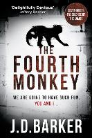 Cover for The Fourth Monkey by J. D. Barker
