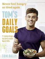 Cover for Tom's Daily Goals  by Tom Daley