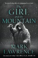 Cover for The Girl and the Mountain by Mark Lawrence