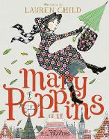 Cover for Mary Poppins Illustrated Gift Edition by P. L. Travers