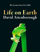 Cover for Life on Earth by David Attenborough